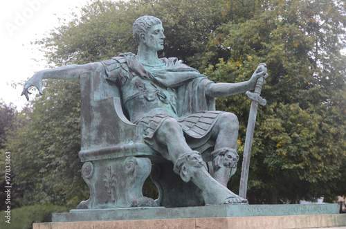 Plakat Constantine the Great Statue in York