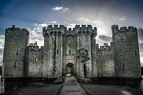 Bodiam Castle Poster