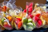 Tropical fruits in Riviera Maya beach - 177871299