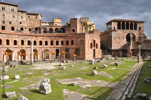 Trajan Forum Poster