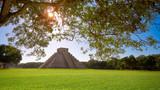 Chichen Itza El Templo Kukulcan temple - 177880646