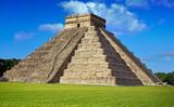 Chichen Itza El Templo Kukulcan temple - 177881061