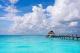 Cozumel island beach Riviera Maya Mexico - 177882212