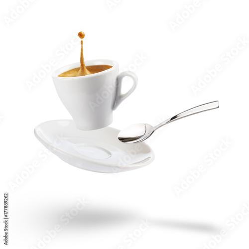 Papiers peints Kiev cup of coffee
