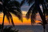 Isla Mujeres island Caribbean beach sunset - 177889668