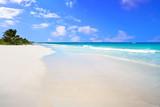 Mahahual Caribbean beach in Costa Maya - 177890447