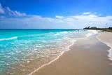 Mahahual Caribbean beach in Costa Maya - 177890472