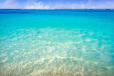 Caribbean beach turquoise water texture - 177891037