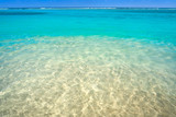 Caribbean beach turquoise water texture - 177891088