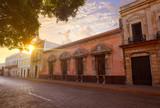 Merida Montejo house Nat heritage Yucatan - 177894252