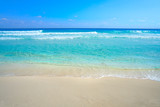 Playa Marlin in Cancun Beach in Mexico - 177897056