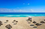 Cancun Playa Delfines beach Riviera Maya - 177897249