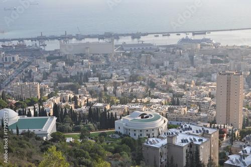 Fotobehang Parijs Haifa Israel