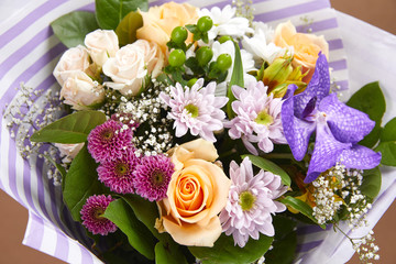 nice bouquet