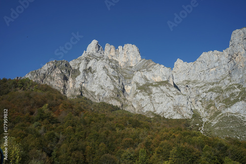Cumbres de los Picos de Europa Poster