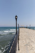 Pier at Amathus in Limassol.