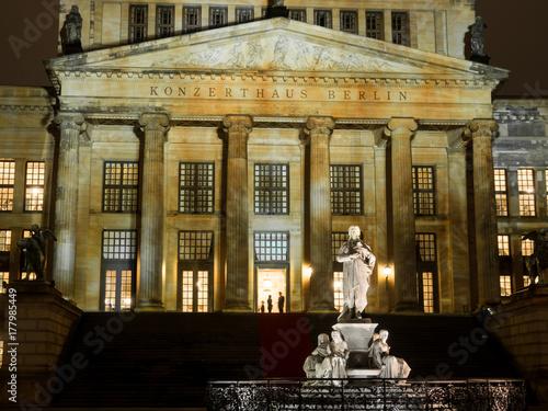 Konzerthaus am Gendarmenmarkt Poster