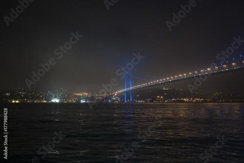 Bosphorus Bridge İstanbul Poster