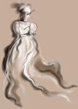 fashion illustration - 178024876
