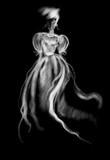 fashion illustration - 178024887