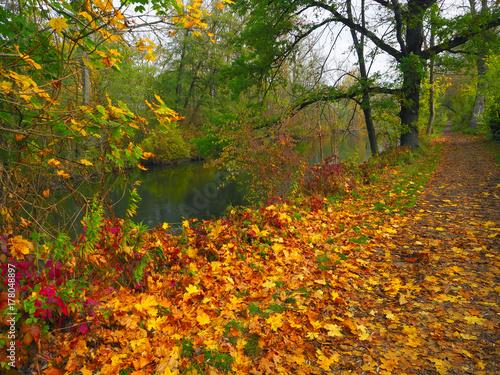 Herbst in Deutschland © Ina Ludwig