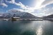 Minnewanka Lake Banff