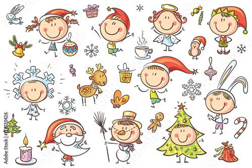 Christmas Kids Set