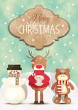 Christmas Greeting Card - 178121454