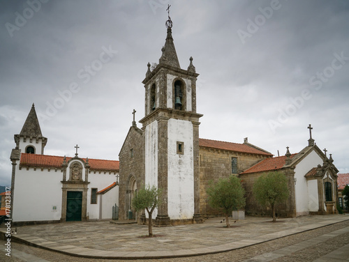 Wall mural Capela da Misericordia, Valenca, Portugal, Europa