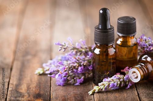 Fototapeta Lavender aromatherapy