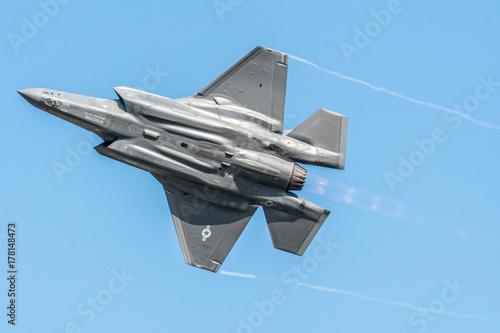fototapeta na ścianę F-35 Afterburner