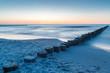 Quadro Ostsee Sonnenuntergang