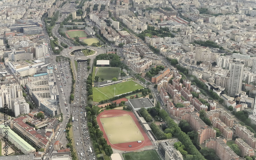 Papiers peints Paris Paris stade Louis Lumiere