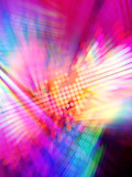 colorful disco background - 178204279