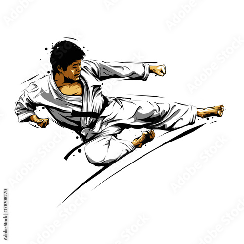 karate action 1