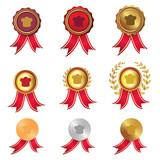 Koch - Kollektion mit Medaillen - Auszeichnungen - 178216203