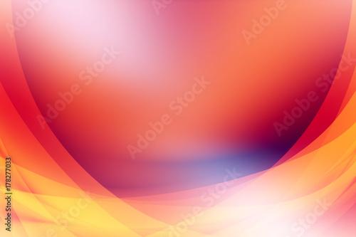Fotobehang Abstractie Orange pattern Sfondo arancio desktop