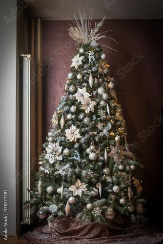 Papiers peints Kiev Christmas tree