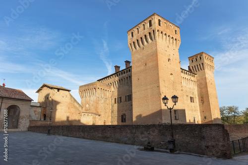 Castello di Vignola, Modena Italia Poster
