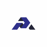 PA Letter Logo Vector - 178280029
