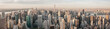 new york skyline panorama