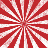 Sun ray grunge pattern - 178312626
