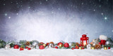 Weihnachten Hintergrund - 178356811