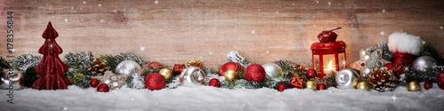 Weihnachten Hintergrund - 178356844