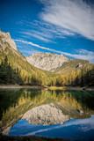 jezioro w górach - Grüner See