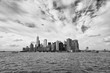 Lower Manhattan Panorama from Upper Bay