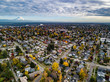 Tacoma Washington on a Fall Day
