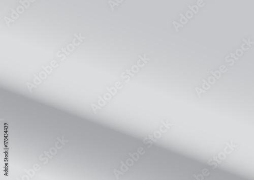Abstrakt metalu szablonu gradientowy srebny tło układ