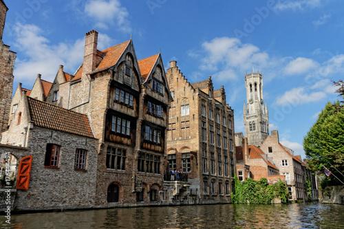 Papiers peints Bruges Bruges, la Venise du nord, Belgique