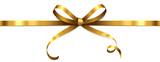 Schleife Gold  - 178447076